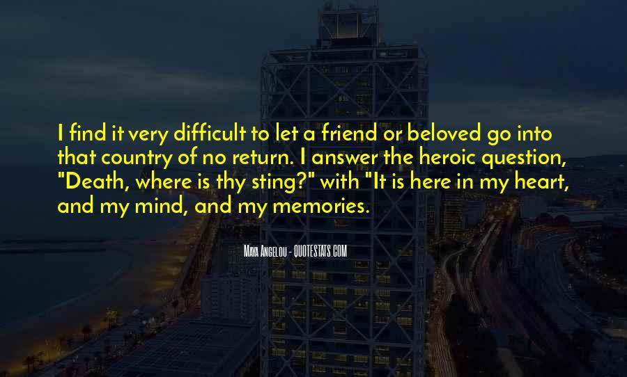 Quotes About Death Of A Friend #1402555