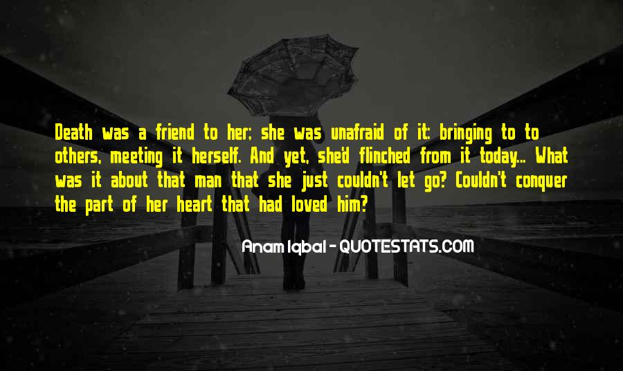 Quotes About Death Of A Friend #1553607