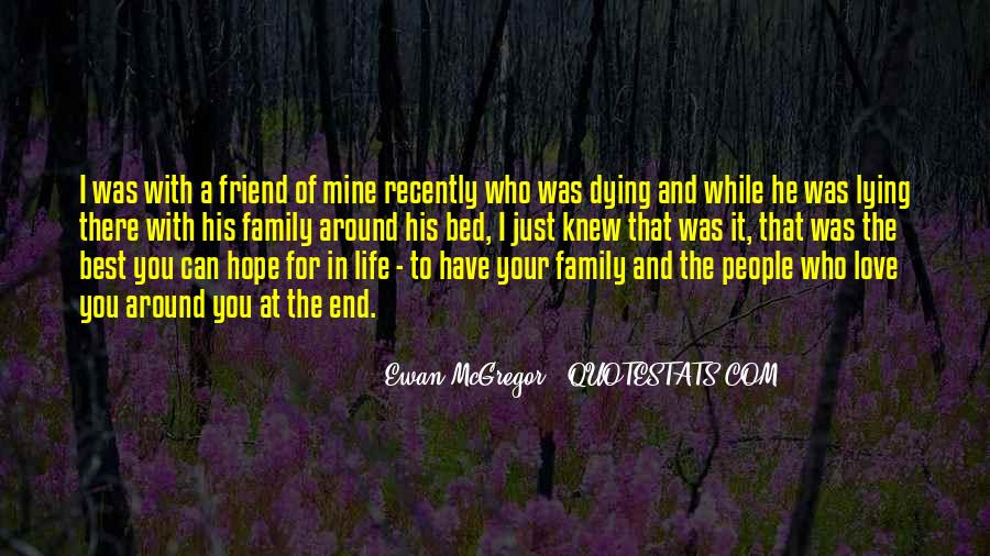 Quotes About Death Of A Friend #1573687