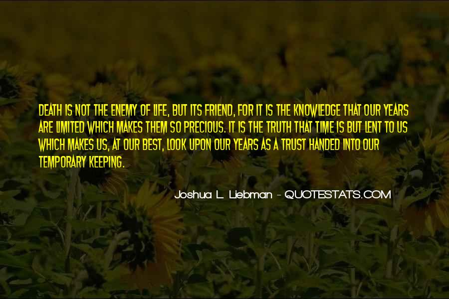 Quotes About Death Of A Friend #1636927
