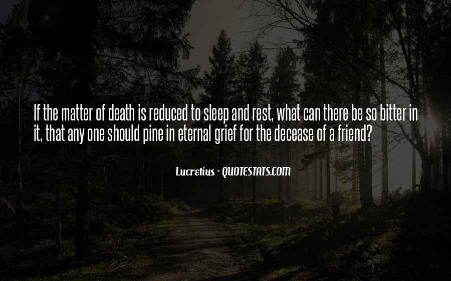 Quotes About Death Of A Friend #1792898