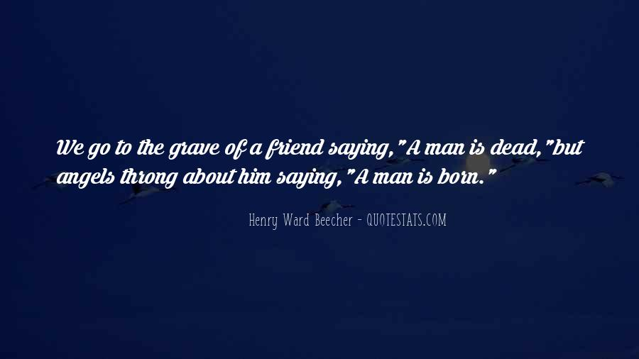 Quotes About Death Of A Friend #206146