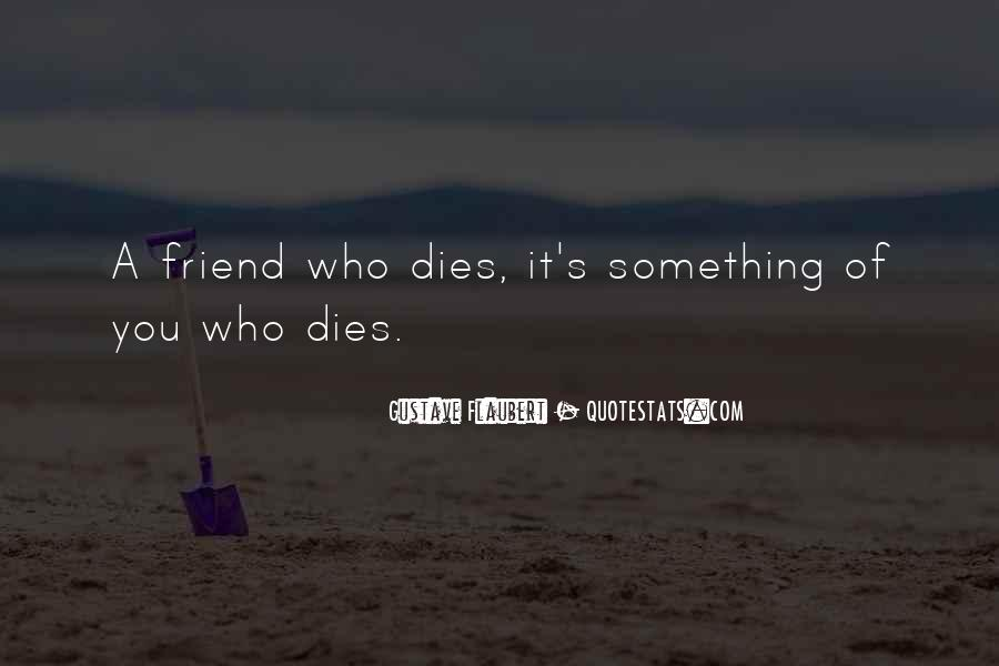 Quotes About Death Of A Friend #229396
