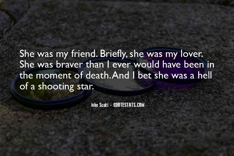 Quotes About Death Of A Friend #337590