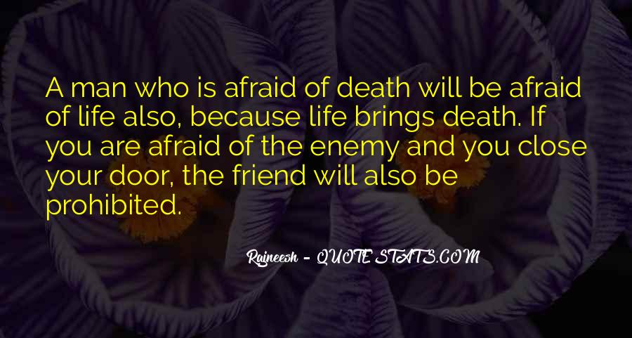Quotes About Death Of A Friend #521889