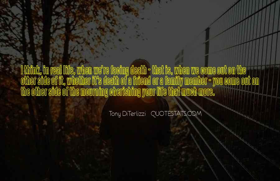 Quotes About Death Of A Friend #843265