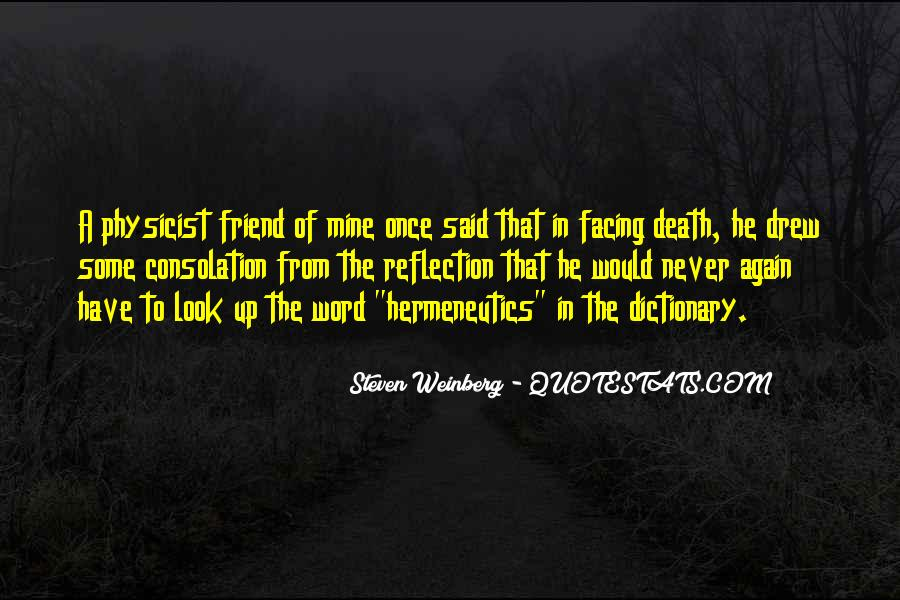 Quotes About Death Of A Friend #847235