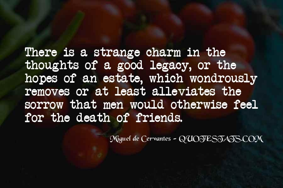 Quotes About Death Of A Friend #965068