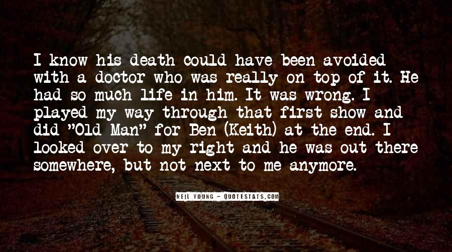 Quotes About Death Of A Friend #980802
