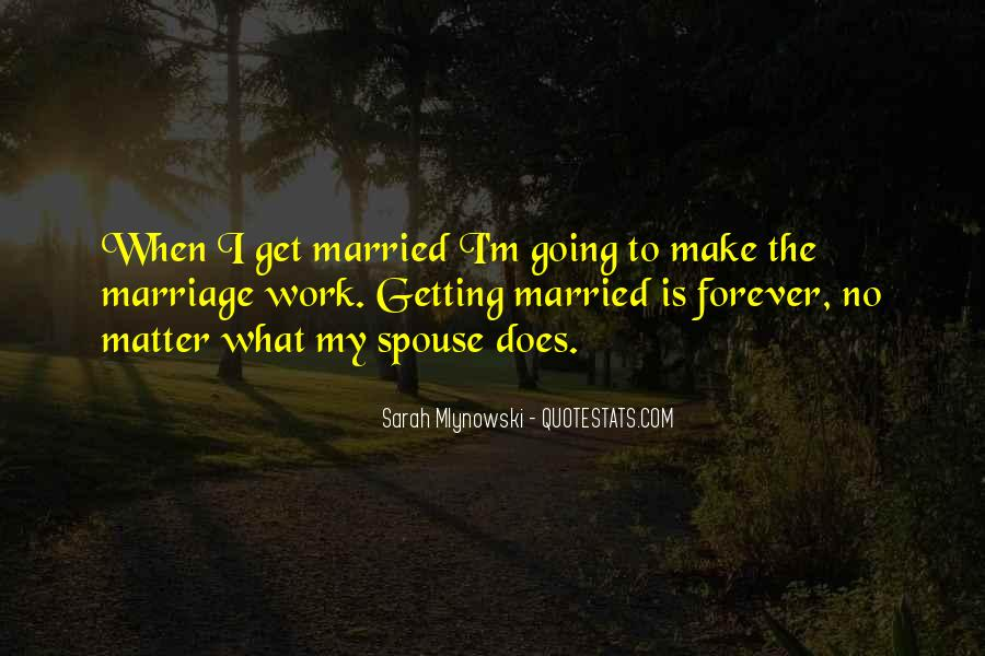 Quotes About Your Ex Getting Married #88772