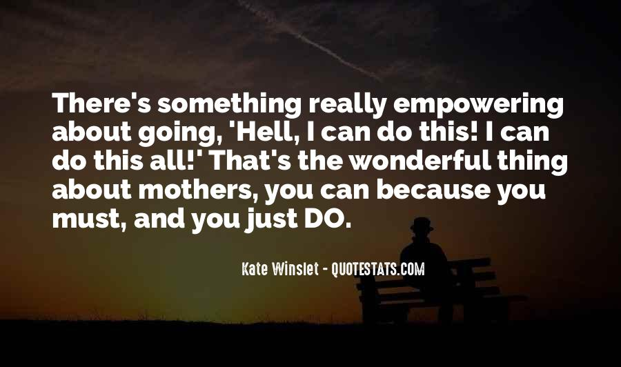 Quotes About Do Something #10874