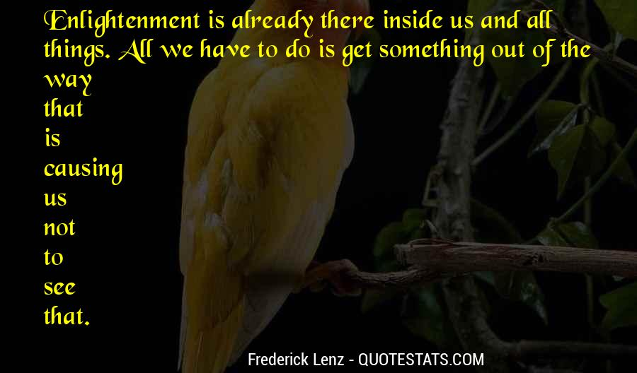 Quotes About Do Something #13147