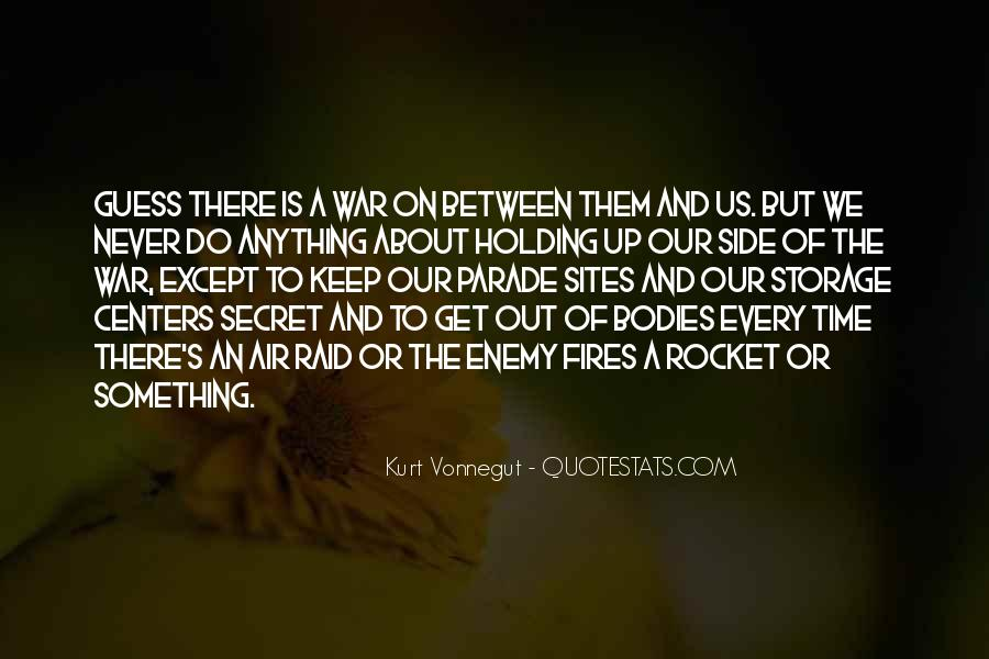 Quotes About Do Something #5616