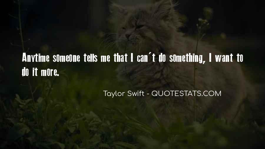 Quotes About Do Something #7232