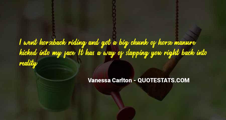 Quotes About Horseback Riding #1201365