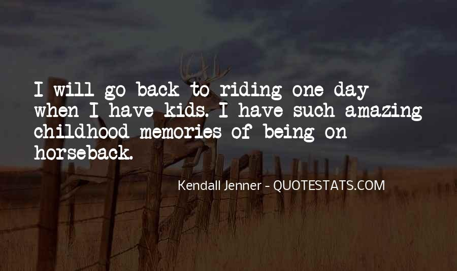 Quotes About Horseback Riding #424544