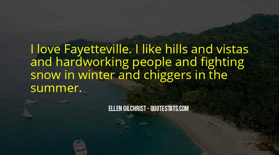 Quotes About The Hills #21227