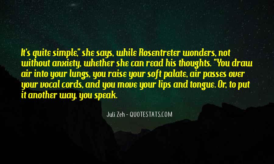Quotes About Soft Lips #727246