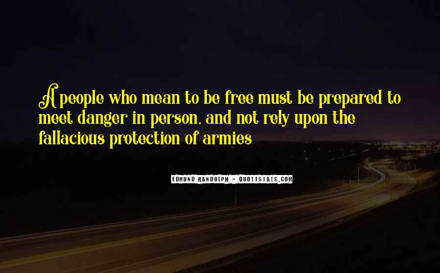 Quotes About The Military And Freedom #112213