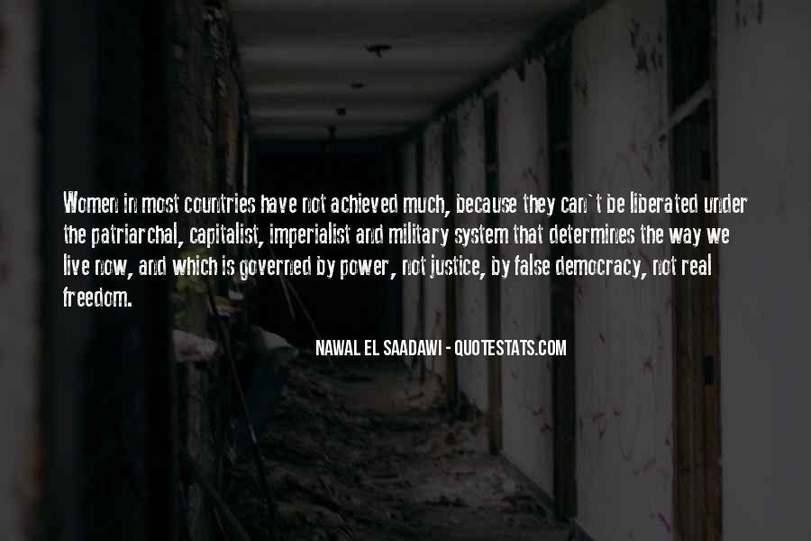 Quotes About The Military And Freedom #153310