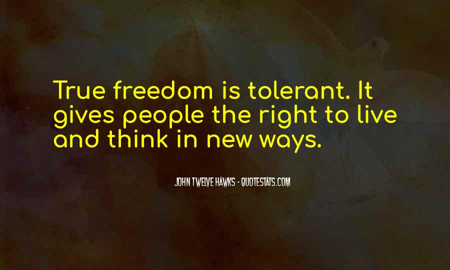 Quotes About The Military And Freedom #1642739