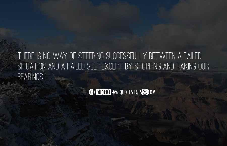 Quotes About Stopping #100259