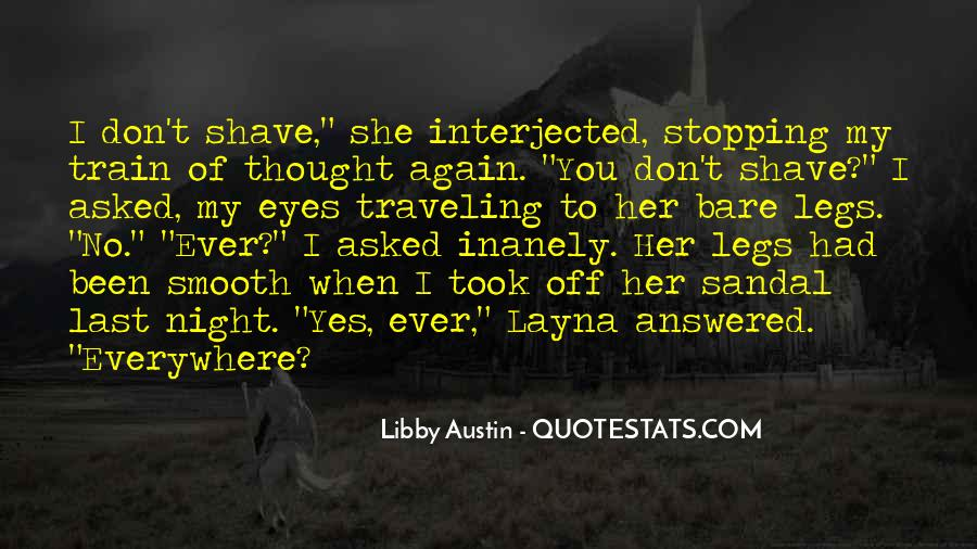 Quotes About Stopping #10978