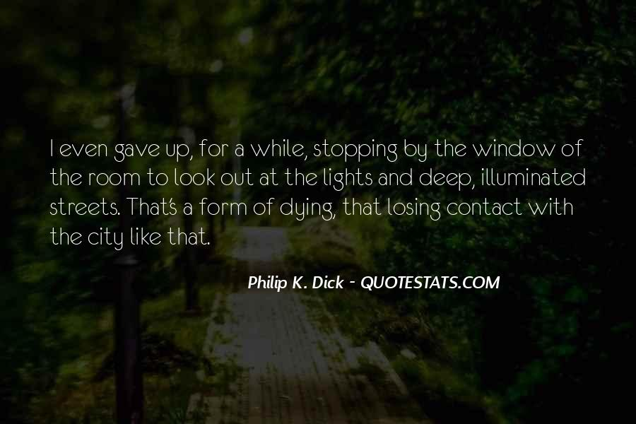 Quotes About Stopping #147431