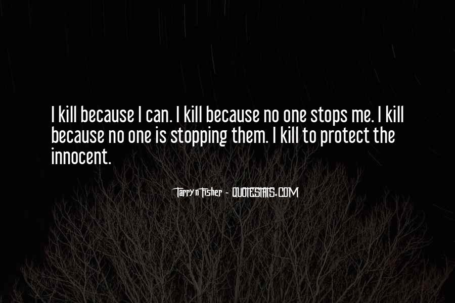 Quotes About Stopping #15419