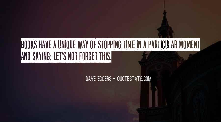 Quotes About Stopping #156521