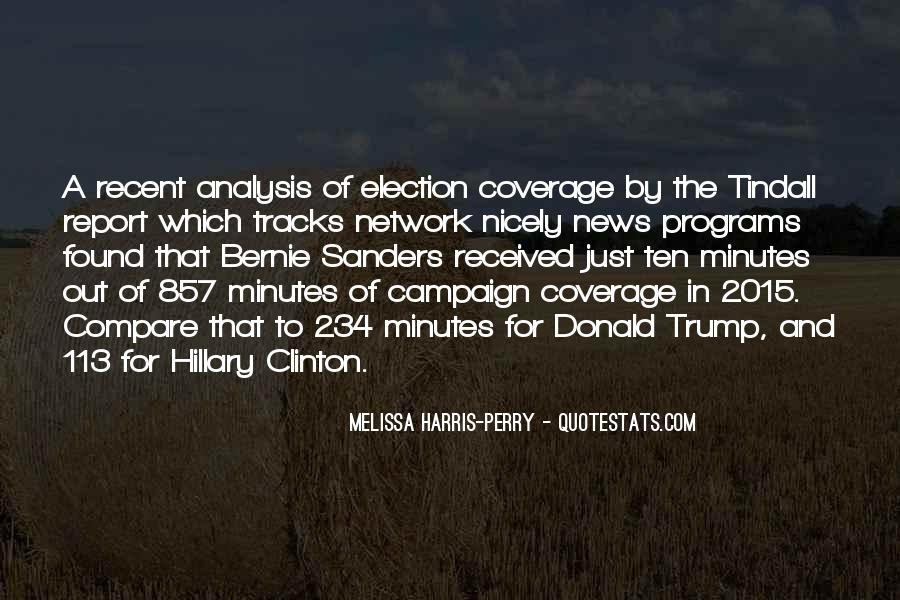 Quotes About Election Campaigns #1047945