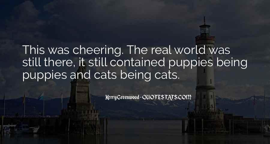 Quotes About Cheering #201350