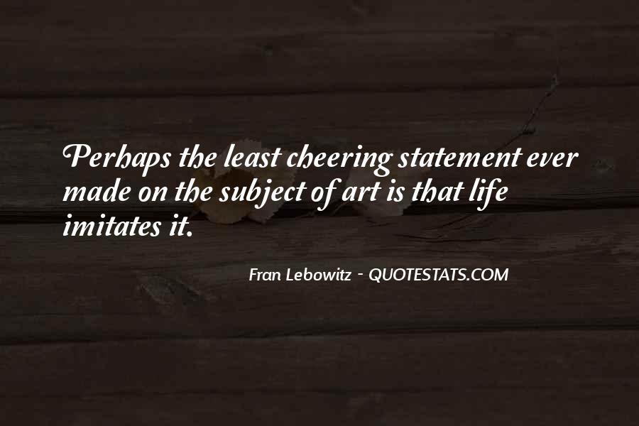 Quotes About Cheering #262582