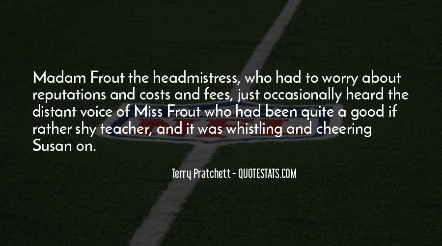 Quotes About Cheering #329946