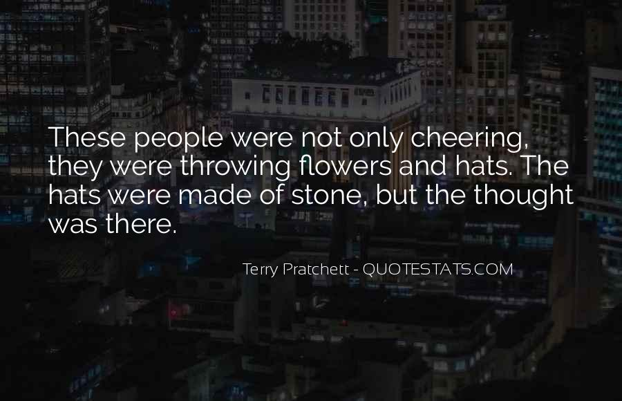 Quotes About Cheering #458210