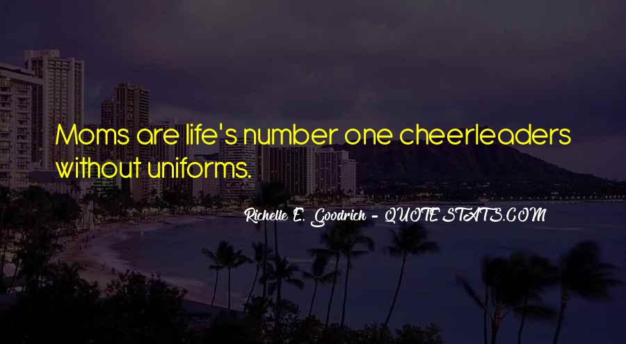 Quotes About Cheering #529269