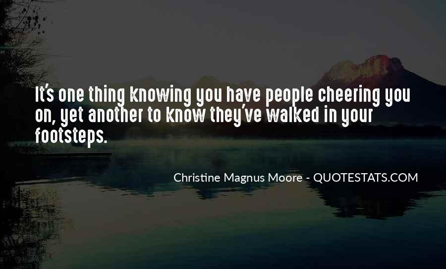 Quotes About Cheering #661398