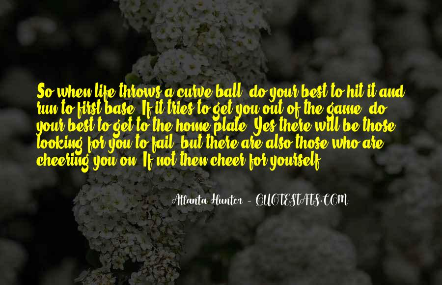 Quotes About Cheering #756679