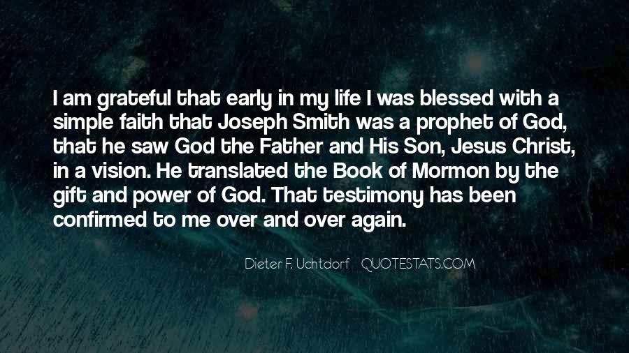 Quotes About Jesus In My Life #1185630