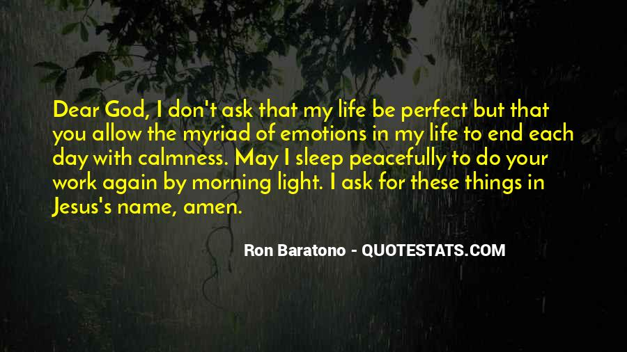 Quotes About Jesus In My Life #134691
