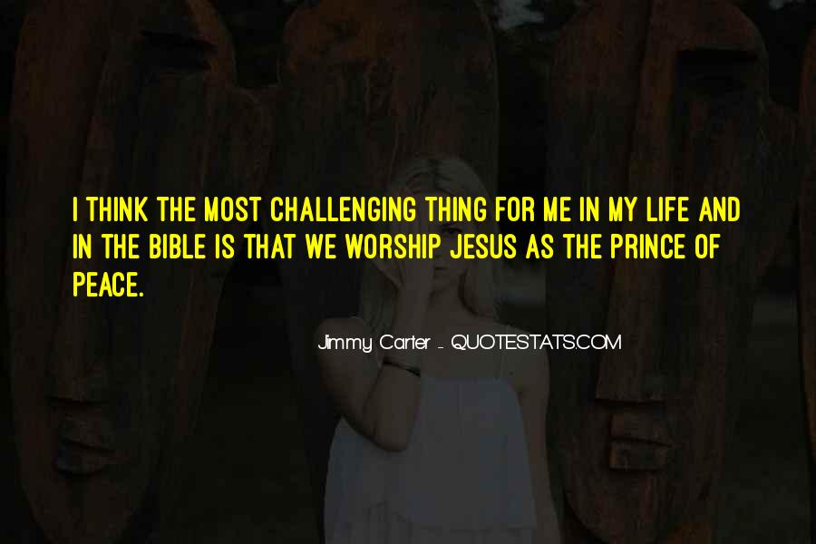 Quotes About Jesus In My Life #1405