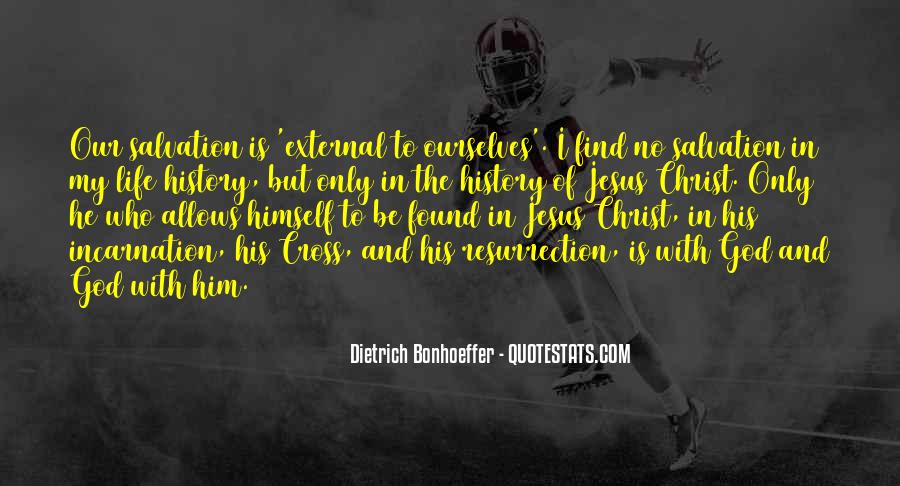 Quotes About Jesus In My Life #1564643