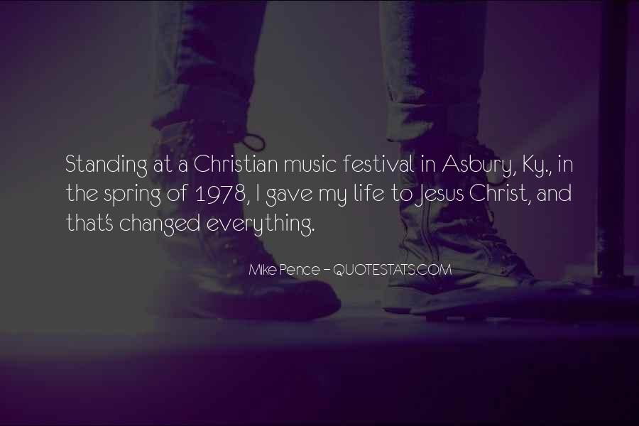 Quotes About Jesus In My Life #1828228