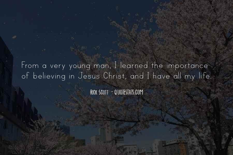 Quotes About Jesus In My Life #1871312