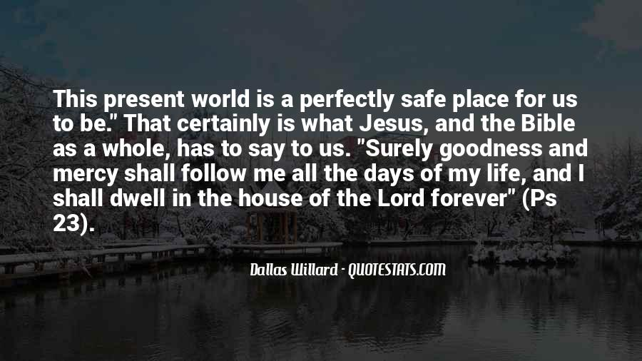 Quotes About Jesus In My Life #409988