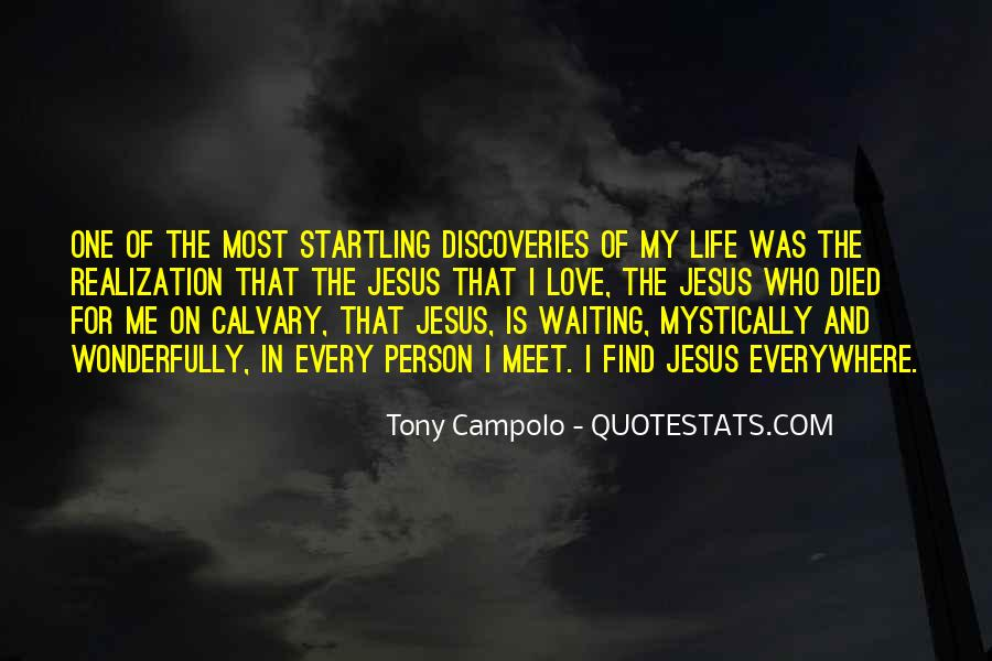Quotes About Jesus In My Life #691715