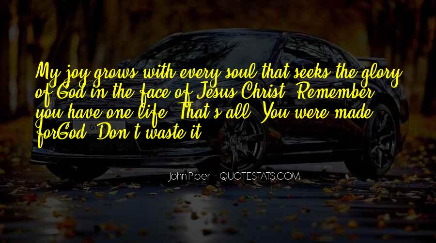 Quotes About Jesus In My Life #757057