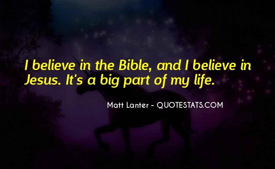 Quotes About Jesus In My Life #887365