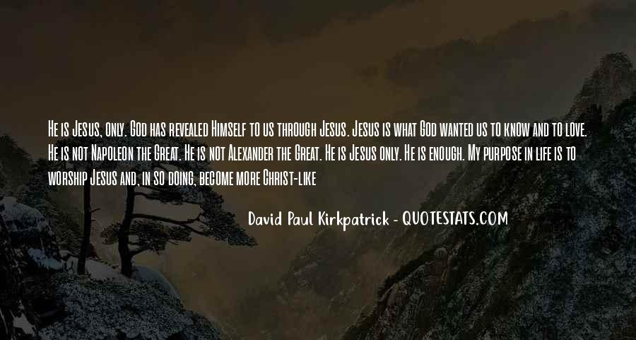 Quotes About Jesus In My Life #8992