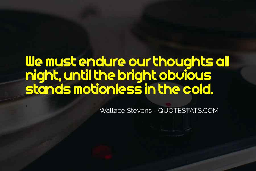 Quotes About Endure #42712